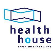 Logo health house